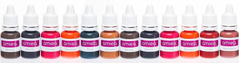 Пигменты Amiea Derma Safe