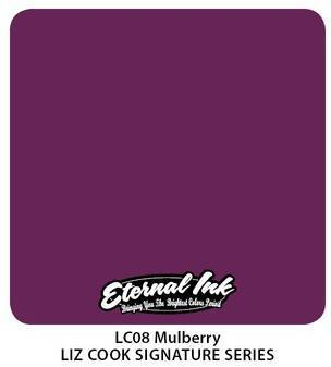 Тату краска Eternal Mulberry 15 мл