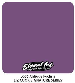 Тату краска Eternal Antique Fuchsia 15 мл