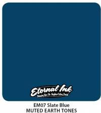 Тату краска Eternal Ink SLATE BLUE 30 мл