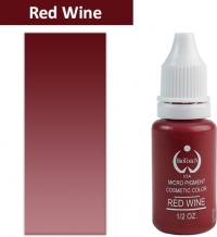 Пигмент BioТouch Red Wine 15ml (синяя основа)