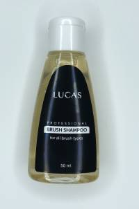 Шампунь-концентрат для кистей, Brush Shampoo, Lucas, 50 мл