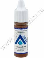 Пигмент AQUA AUTUMN GOLD 7ml