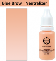 Пигменты BioTouch Blue Brow Neutralizer