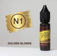 Пигмент для бровей Hanafy Colours Pigments №1 Golden Blonde 15 мл