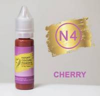 Пигмент для губ Hanafy Colours Pigments №4 Cherry 15 мл