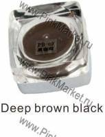 Пигмент МТ PCD  Deep Brown Black 5гр.