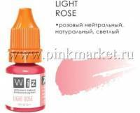 Пигмент для татуажа губ WizArt Light Rose, 5 мл