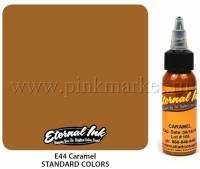Тату краска Eternal Ink Caramel 60 мл