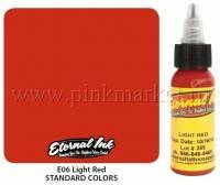 Тату краска Eternal Ink Light Red 15 мл