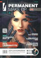 Журнал PERMANENT MAKE-UP №5 (+VIDEO SCHOOL) Английская версия